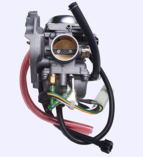 Atv Parts Carb (New Carburetor CARB For Kawasaki KVF300 PRAIRIE 300 1999 2000 2001 2002 Atv 3M)