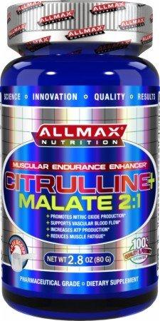 ALLMAX Nutrition Citrulline Malate 80 grammes