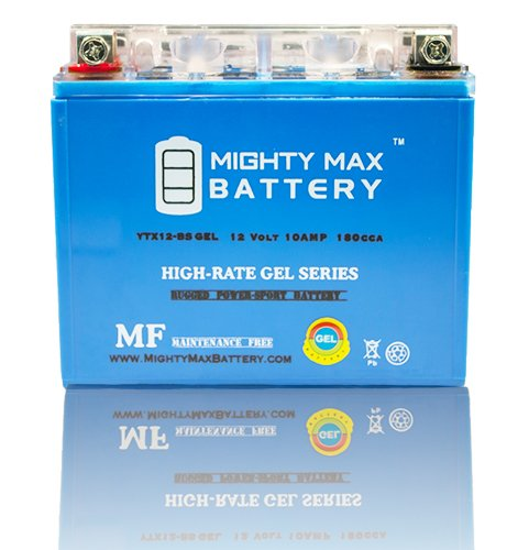 YTX12 BS Battery Honda CN250 Helix