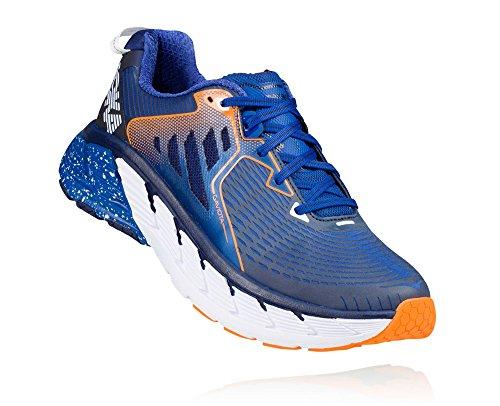 Hoka One One Men's M Gaviota Peacoat TrueBlue Running Shoe 9 5 Men US by Hoka One
