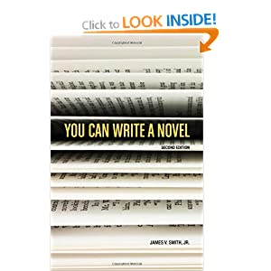 Image: Cover of You can write a novel