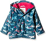 Hatley Baby Boys 0-24m Fighter Planes Raincoat