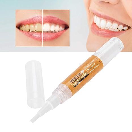 Blanqueador de dientes Pluma, Quitamanchas Dientes Higiene de los dientes Blanqueador de bolígrafos Limpieza de