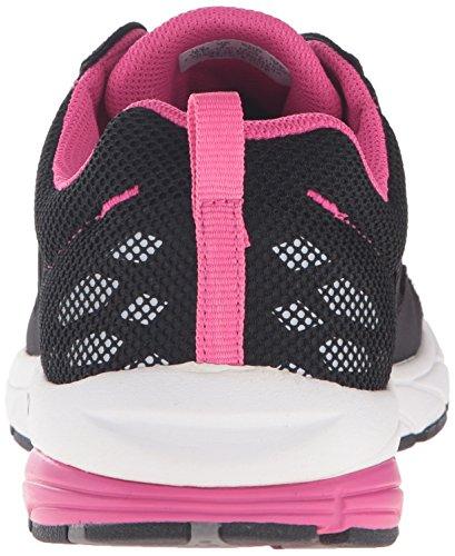 Ryka Womens Knock Out Running Shoe Black/Pink