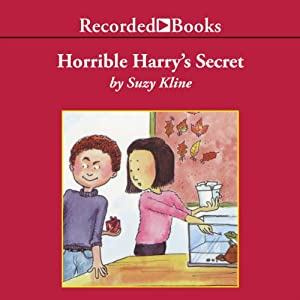 Horrible Harry's Secret Audiobook