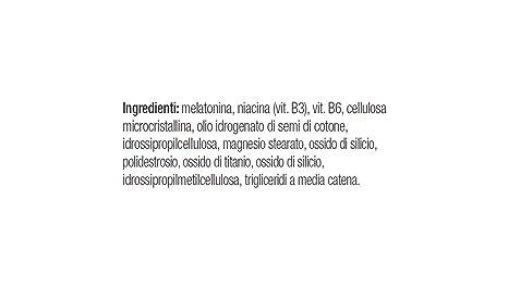 Amazon.com: Melatonin 1mg Dispert Food Supplement 60 Tablets: Health & Personal Care