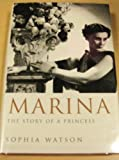Front cover for the book Marina: The Story of a Princess by Sophia Watson