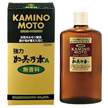 Amazon Kaminomoto Japan Powerful Hair Growth Tonic Fragrance