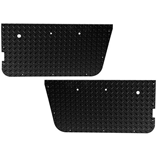 Warrior-Products-90750PC-Powder-Coated-OEM-Full-Door-Insert-for-Jeep-CJ7YJ-76-96