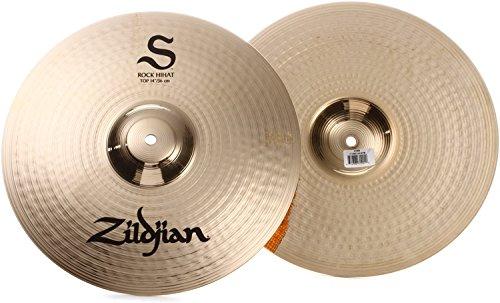 Zildjian 14'' S Rock Hi Hat Cymbals Pair
