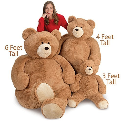 Amazon Com Vermont Teddy Bear Valentine S Day Gifts For Her Big