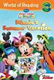 Minnie's Summer Vacation, Susan Ring and Disney Book Group Staff, 1423198026