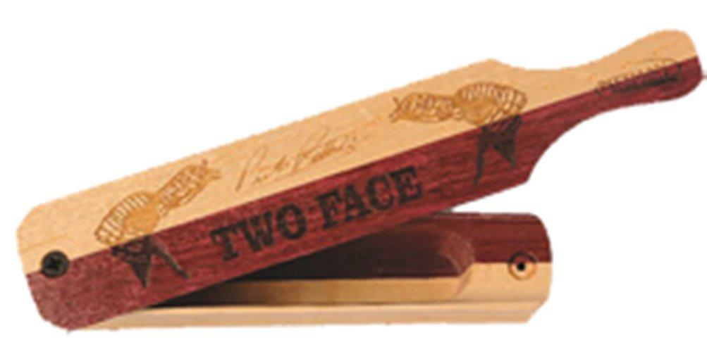 Pittman Two Face Box Call Turkey Call