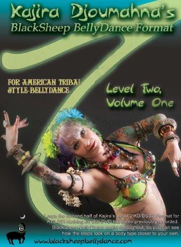 BlackSheep BellyDance Level Two Vol. 1 - Kajira Djoumahna