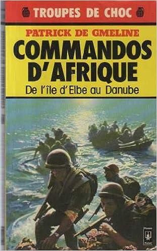 Livres gratuits en ligne Commandos d'afrique epub pdf