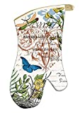 Michel Design Works Padded Cotton Oven Mitt, Into the Woods
