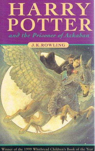 Harry Potter t.3 ; Harry Potter and the prisoner of Azkaban