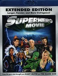 Superhero Movie (Extended Edition) [Blu-ray]