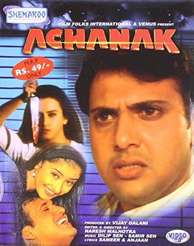 Achanak Video CD