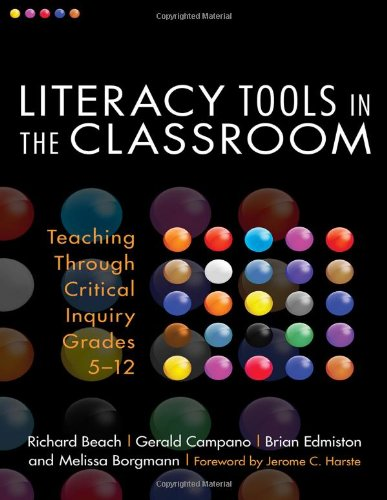 LITERACY TOOLS IN THE CLASSROOM