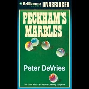 Peckham's Marbles Audiobook