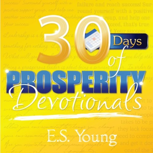 Download 30 Days of Prosperity pdf