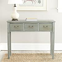 Safavieh American Homes Collection Cindy French Grey Console Table