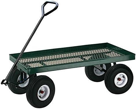 Nueva Wagon Garden carrito remolque infantil resistente patio jardín carretillas: Amazon.es: Jardín