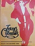 img - for Letras cubanas revista.julio-diciembre de 1989.numero 12.ano III. book / textbook / text book