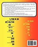 Master Long Division with Remainders Practice Workbook: (Includes Examples and Answers) (Improve Your Math Fluency Series) (Volume 18)