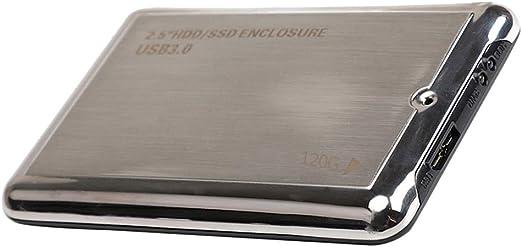 2.5インチ7200RPMラップトップデスクトップ用モバイルハードディスクドライブ外付けHDD - 120GB