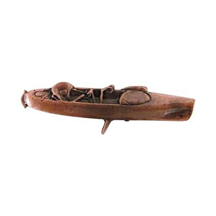 ~~Kayak de pesca de cobre imán de nevera~AC018M