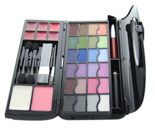 ETA Deluxe Makeup Palette Natural Matte Finish BR by ETA Cosmetics