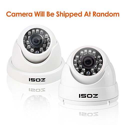 fe7356e63a7a3 ZOSI 800TVL CCTV Camera 24 IR LEDs Indoor outdoor Day Night - Import It All