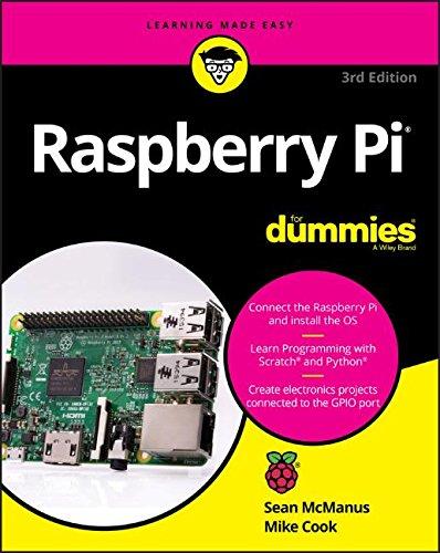 Raspberry Pi For Dummies (3rd Edition)