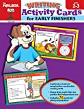 Activity Cards for Early Finishers, The Mailbox Books Staff, 1562349805