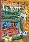 Le port par Loude