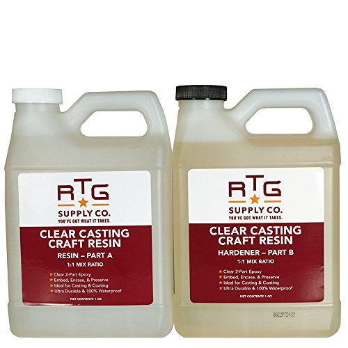 Ice Glass Bracelets - RTG Clear Casting Craft Resin (2-Quart Kit)
