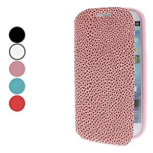 hao Water Drop Pattern Case with Stand for Samsung Galaxy S3 I9300 (Assorted Colors) , White