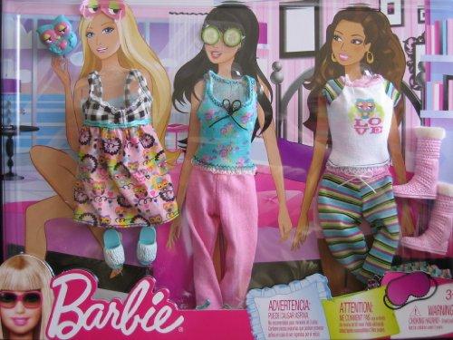 Bedtime Fashion - Barbie Fashions BEDTIME Sleepwear Fashion Clothes (2009)