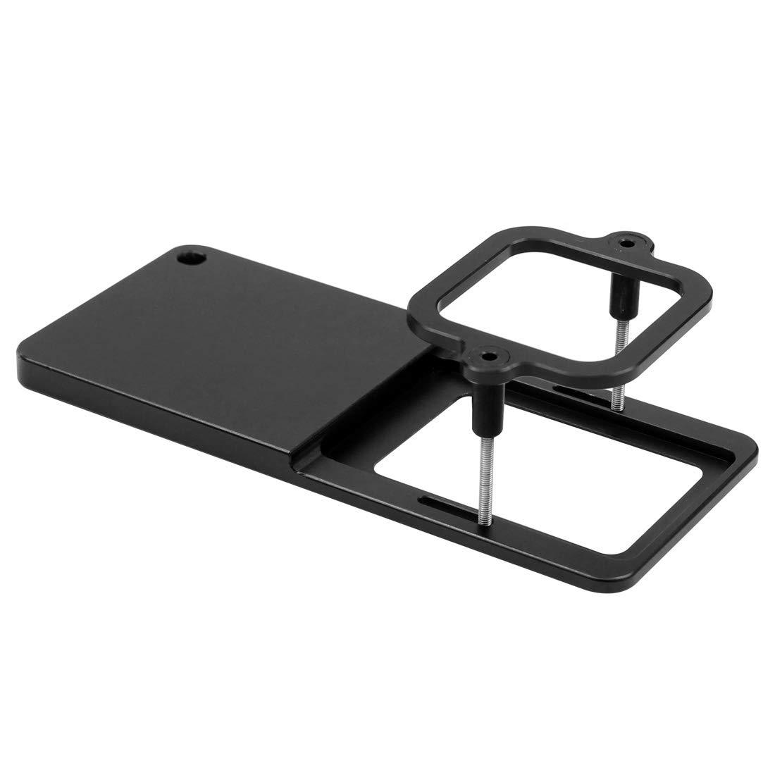 XT-XINTE 携帯電話ジンバルスタビライザースイッチマウントプレートアダプター Sony RXO用 Gopro Sessionカメラ用 DJI OSMO Zhiyun Feiyu Gimbal用   B07QDQPDHH