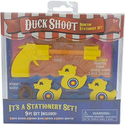 Westminster Duck Shoot Desktop Stationary - Pilot Drop Band The