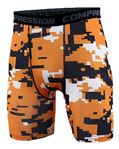 Pantaloni Veloce Style Asciugatura Compressione 18 Corta Fitness Shifan Uomo Jogging Tights 7fqwXHEx