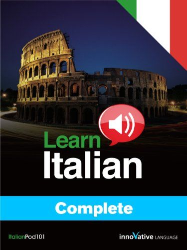 Learn Italian - Complete Audio Course for Mac [Download] by Innovative Language