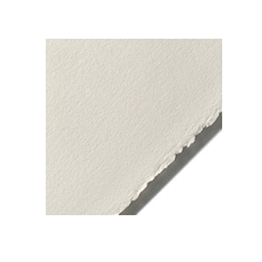 Legion Stonehenge Paper, Cotton Deckle Edge Sheets, 22 X 30 inches, Pearl Grey, Pack of 25 (F05-404004) LEGION PAPER 4336883061