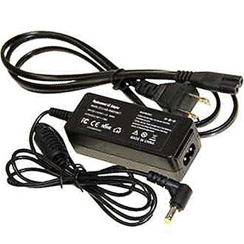 Ac Adapter Charger Power Cord Supply for Toshiba Mini Notebook NB305-N410BL NB505 NB505-N500 NB505-N508BL NB505-N508BN NB505-N508OR NB505-N508TQ NB505-N500BL NB505-N508GN PA3743C-1AC3 (Toshiba Nb205)