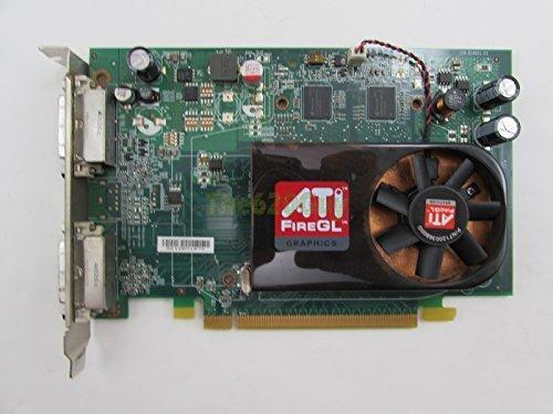 Dell GW587 ATI FireGL V3600 256MB GDDR2 128-bit PCIe x16 Workstation Video Card -