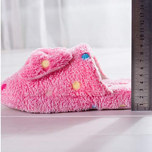 Amazon.com: Blue Stones Women Winter Home Slippers Warm Plush Cute Butterfly-Knot Indoor Slippers Soft Warm Couple Shoes: Kitchen & Dining
