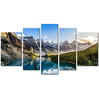 3 Pieces Modern Canvas Painting Wall Art For