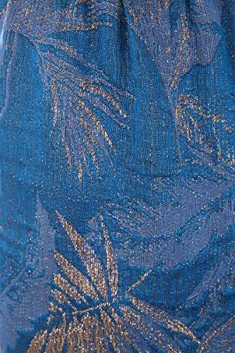 Forte Donna Blu Donna S Forte Pantaloni Blu Pantaloni rXrwqEd